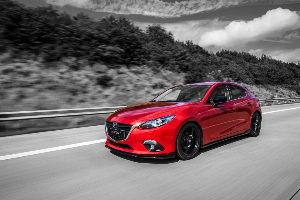 """Mazda3 """"Black Limited"""""""