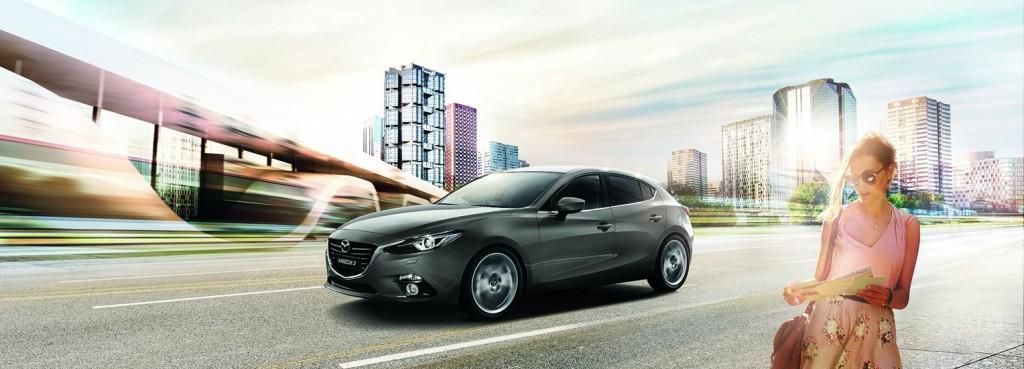 "Mazda3 ""Urban Limited"""